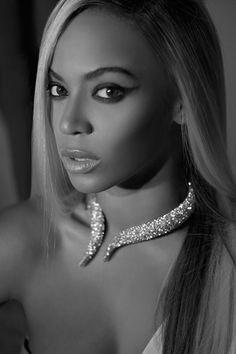 Beyonce models for Herring & Herring