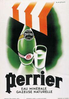Objets Publicitaires Autres Publicité Advertising 1972 Eau Minérale Vittel Jade White