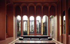 A Brutalist Paradise: Explore Ricardo Bofill's Home and Workshop in a Transformed Cement Factory - Architizer