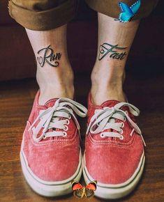 bloom i love this location.<br> Word Tattoos, Leg Tattoos, Picture Tattoos, Tattoos For Guys, Tatoos, Swag Tattoo, Tattoo Legs, Mark Tattoo, Tattoo Studio
