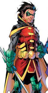 Image result for Damian Wayne
