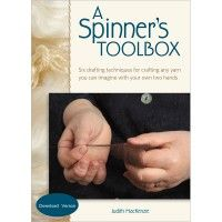 A Spinner's Toolbox (Video Download) | InterweaveStore.com, $29.95