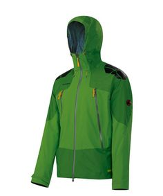 Albaron #Jacket #Men - #Mammut  a lightweight and technical 3-layer GORE-TEX® top jacket for mountaineers, suitable for a wide range of applications.