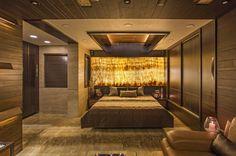 CAPPUCCINO ONYX BED BACK DESIGN BY:  RAZA DECOR