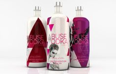 ABUSE VODKA by Zé Gouveia, via Behance