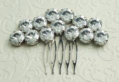 Accesorii par cu cristale Swarovski A041 (150 LEI la adorabil.breslo.ro)