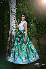 Sukne - sukňa FLOWER - 5888535_
