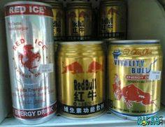 Nada como um Red Horse e um Red Bull