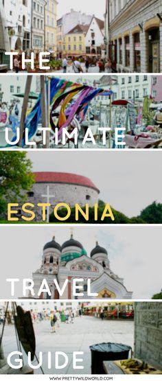 Are you planning to visit the Baltics soon? Here's a detailed Estonia travel guide on what to see, where to go and what to eat when you visit this beautiful Baltic state! It is certainly recommended that you do not miss a trip to Estonia when you come to this part of the world! Visit Estonia for a unique travel experience. #visitestonia #travelestonia #estoniatravelguide #estoniatravel #estoniatraveldestinationsp