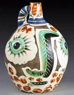 picasso ceramics auction - Google Search