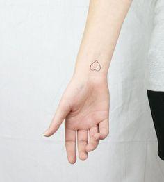 heart temporary tattoos