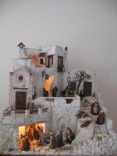 napoli- christmas crib