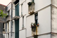 Borgo House, Vicenza Italy (1974) | Carlo Scarpa | Photo : August Fischer
