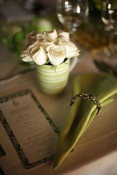 white roses #wedding #centerpiece
