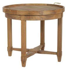 Hameau Tea Tray Table   Sutherland Furniture Co.