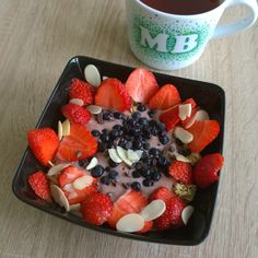 Rostlinné snídaně