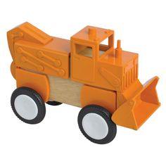 Block Mates Construction Vehicles