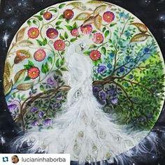 Atelier Gina Pafiadache Jardim Secreto