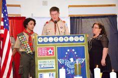 Eagle Scout Ceremony, America, Usa