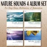 cool NEW AGE - Album - $17.9 - Nature Sounds 4 Album Set: Ocean Waves / Forest Sounds / Thunder / Nature Sounds with Music