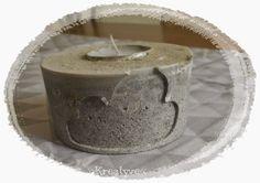 Beton Teelicht DIY
