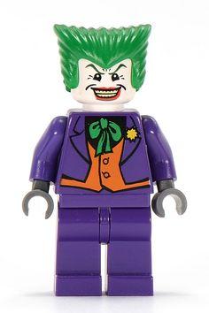 LEGO Batman Joker | Lego Minifiguren Batman - the Joker