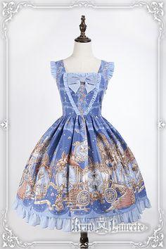 #Krad Lanrete#+Cinderella+JSK 連衣裙【現貨頁面】-淘宝网全球站