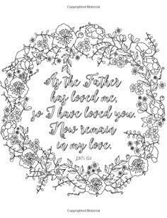 Bible verse in ink using zentangle doodles (by artist J ...
