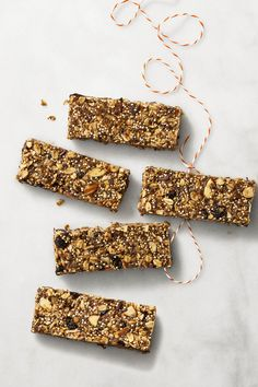 Choco-Cherry Supercarb Bars - GoodHousekeeping.com