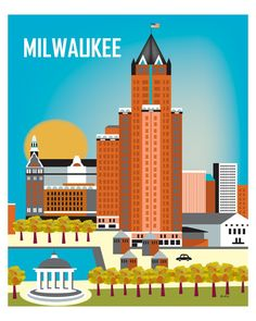 Milwaukee, Wisconsin is available in an array of finishes, materials, and sizes…