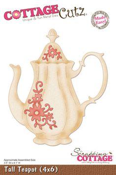 Cottage Cutz Tea series dies