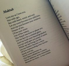 Maktub Mirtha Michelle Castro Marmol #MMCM
