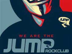 JUMP ROCK STORE - T-shirt