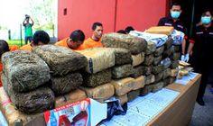 TANGERANG RAYA,korantangsel.com- Lagi, Polres Bandara Soekarno Hatta berhasil mengamankan 48 kilogram ganja kering siap edar di area parkir...