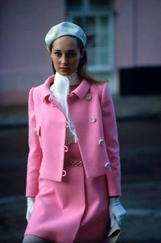 Parisian chic 1968