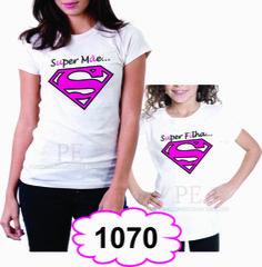 795ca825ee3bb Baby look e camiseta com estampas tal mãe, tal filha, são várias estampas  diferentes
