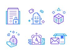 Once again I'll present you collection of great icon sets I've collected through the week. It's nice to see so many different styles and interesting approaches on icon design. I'm sure you will discover some great icon designers and awesome icon sets. Flat Design Icons, Icon Design, Web Design, Logo Design, Website Icons, Best Icons, Icon Collection, Pictogram, Line Icon