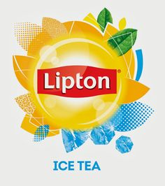 The Insiders - Lipton Ice Tea Tea Logo, Coffee Shop Logo, Lettering Design, Logo Design, Graphic Design, Lipton Ice Tea, Tea Design, Fruit Illustration, Tea Packaging