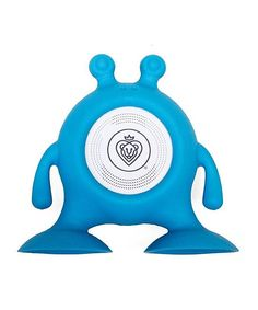eyeSLEEP's soothing womb sounds help babies transition from womb to the world. An adorable alien design and lullaby player makes this creation a must-have in the nursery.Batteries includedLullaby sound player for babiesSound and motion activated15 minute energy shut-off timerSuction feet Imported
