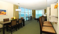 Our North Myrtle Beach accommodations provide all the comforts of home with beautiful views of the ocean!