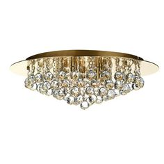 Found it at Wayfair.co.uk - Pluto 5 Light Semi-Flush Ceiling Light