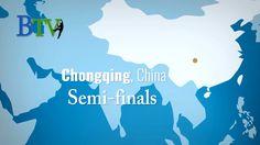 Chongqing 2016 - Semi Finals