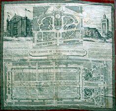 Le Plan Général de l'Exposition Universelle de 1878