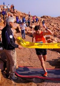 Full coverage of the 2012 Triple Crown of Running, including stories, video, photos and results from the Garden of the Gods 10 Mile Run, the Summer Roundup Trail Run and the Pikes Peak Ascent and Marathon.