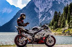 BMW S1000RR Ghost Zone
