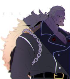 Douglas Bullet Art by Bullet Art, One Piece Anime, Mythology, First Love, Cartoons, Dragon, Geek, Characters, Concept
