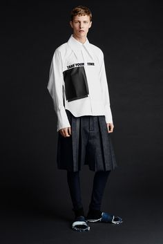 First Winning Menswear Designer Ximon Lee's Collection For H&M - Fucking Young!