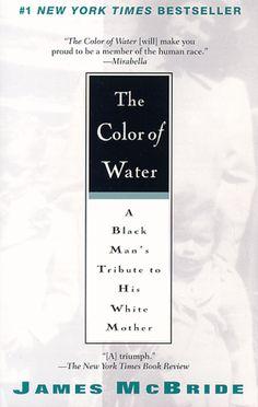 great memoir 4 stars james mcbride the color of water
