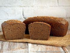 BORODIŃSKI - ROSYJSKI CHLEB ŻYTNI Z ZAPARKĄ Bread, Food, Meal, Brot, Breads, Hoods, Baking, Bakeries, Eten