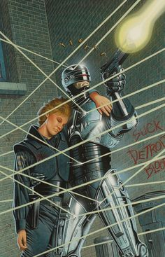 Robocop - David Michael Beck